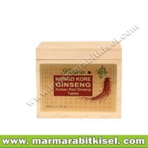 Balen Korean Red Ginseng Tahta Kutu 120 Tablet